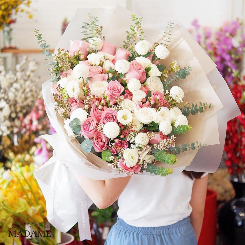 toko bunga di Indonesia, La Madame Florist, Seputar Kota