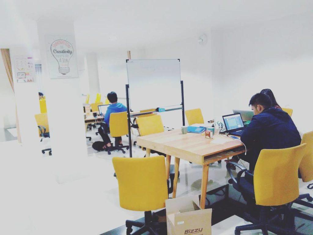 coworking space di Bandung, Ruang Reka, Seputar Kota