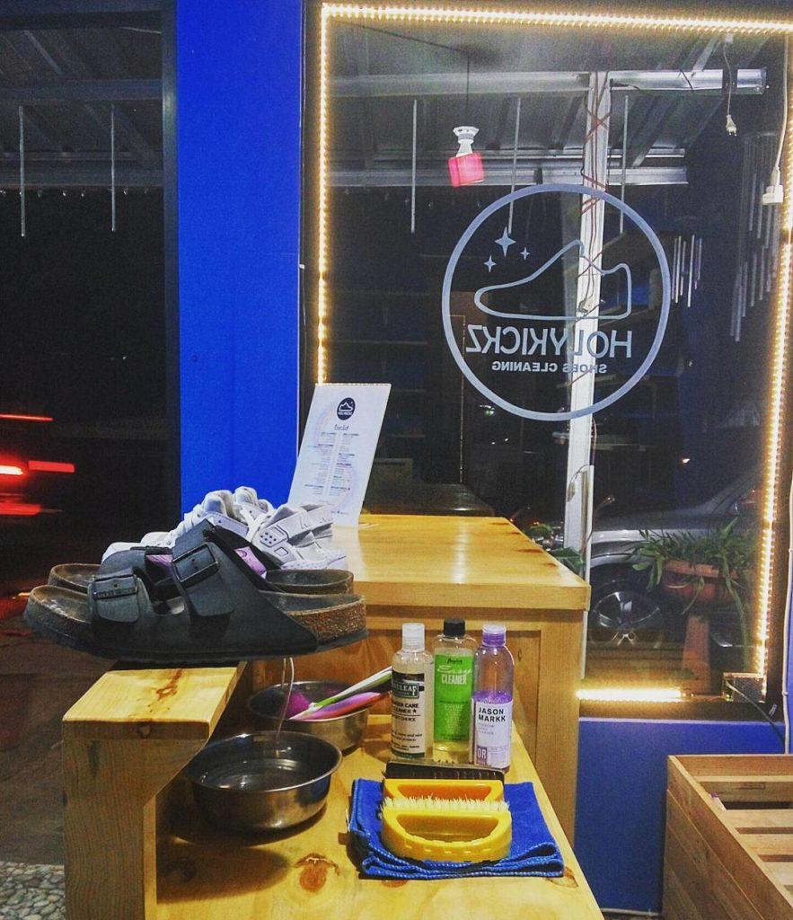 laundry sepatu di Bogor, Holykickz Premium Shoes Laundry, seputarkota.com