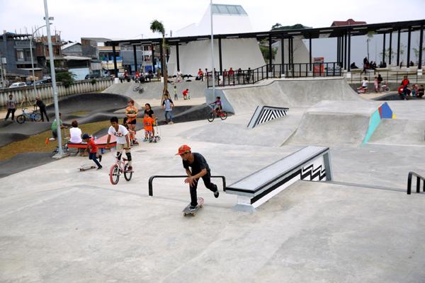 skatepark di Jakarta, Kalijodo Skatepark, Seputar Kota