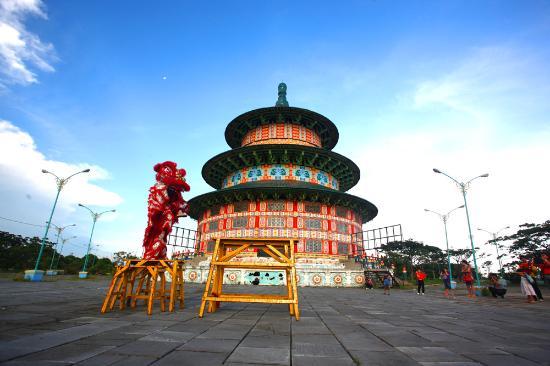 wisata kekinian di Surabaya, Kenjeran Park, Seputar Kota