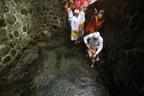 tradisi perayaan Nyepi, Mendhak Tirta, Boyolali, Seputar Kota