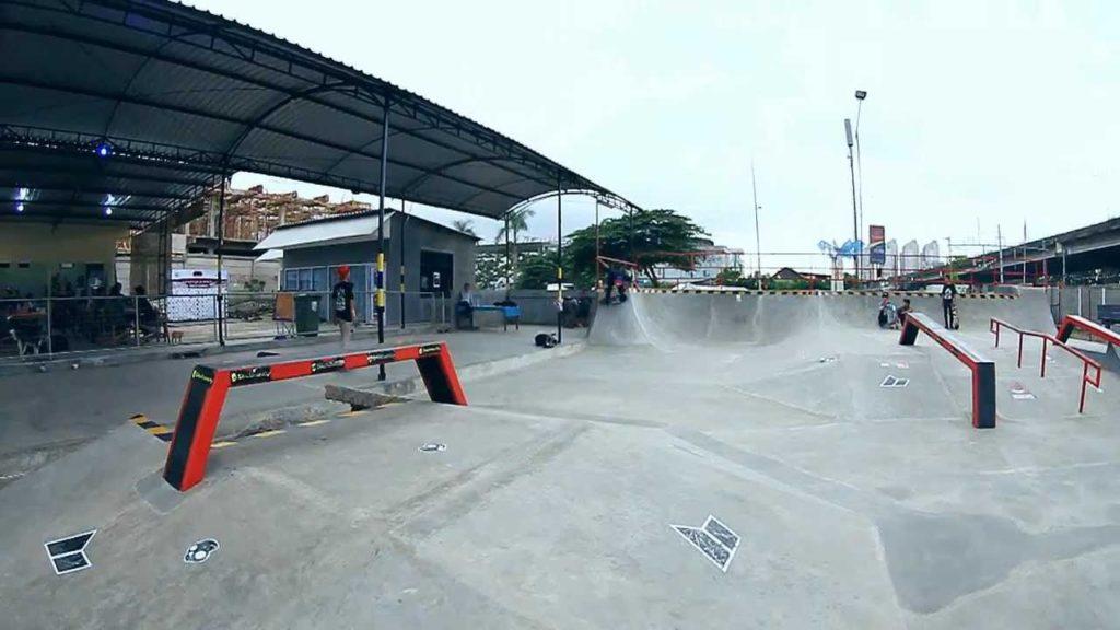 skatepark di Jakarta, Puink Skatepark, Seputar Kota