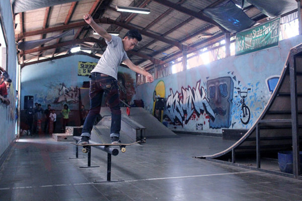 skatepark di Jakarta, Rimba Mad Ramps Skatepark, Seputar Kota