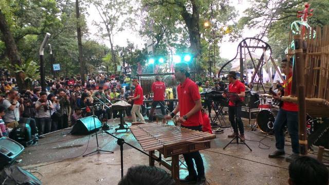 Taman Musik Centrum, seputarkota.com