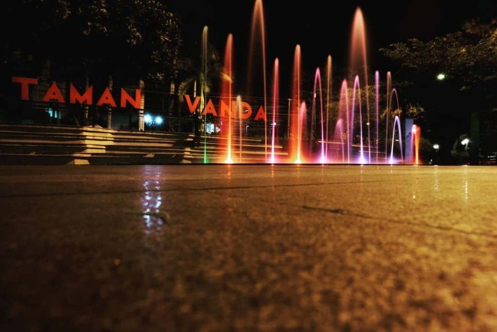 taman unik di Bandung, Taman Vanda, seputarkota.com
