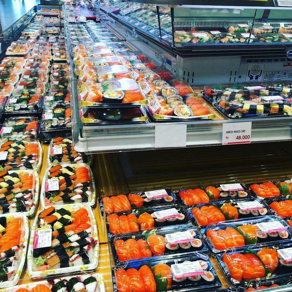 sushi murah di Jakarta, Aeon Sushi, seputarkota.com