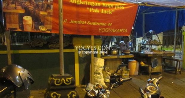 angkringan di Jogja, Angkringan Pak Jack, seputarkota.com