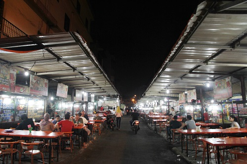 wisata kuliner malam Medan, Kuliner Pagaruyung, seputarkota.com