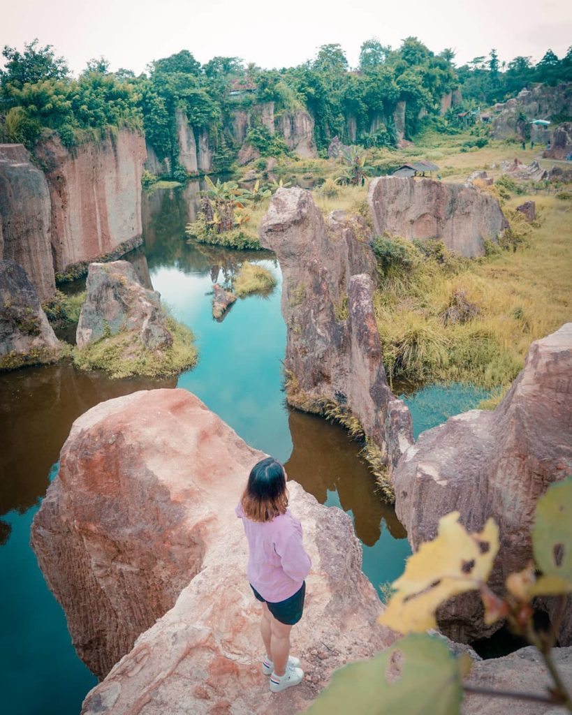 tempat wisata di Tangerang, Tebing Koja, seputarkota.com