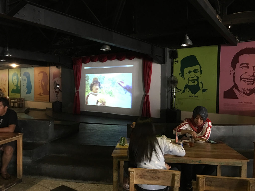 restoran di Bandung, Warung Misbar Bandung, seputarkota.com
