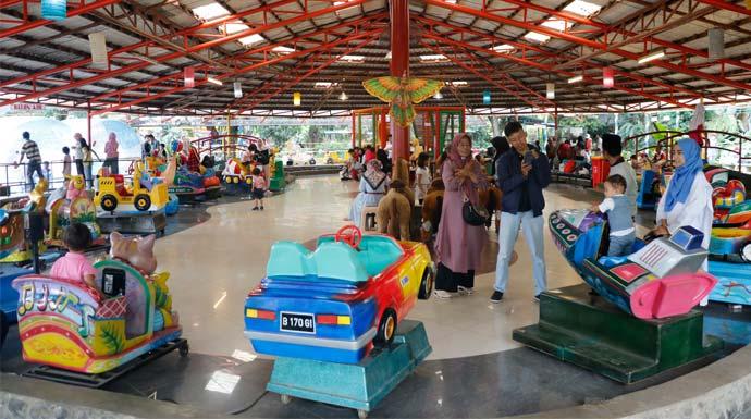 tempat ngabuburit di Bogor, Taman Topi, seputarkota.com