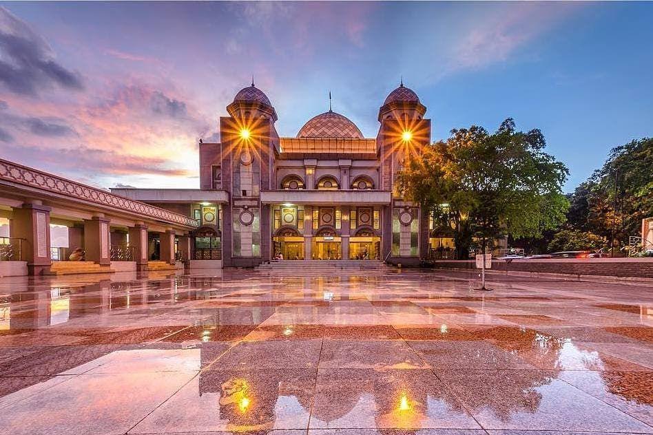 tempat ngabuburit di Bogor, Masjid Raya Bogor, seputarkota.com