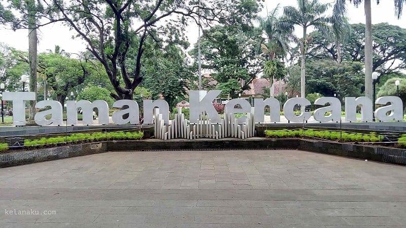 tempat ngabuburit di Bogor, Taman Kencana, seputarkota.com