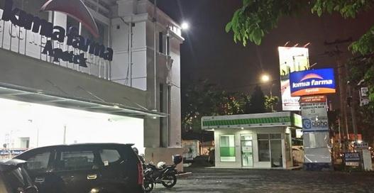apotek 24 jam di Surabaya, Apotek Kimia Farma 25 Raya Darmo Pandegiling, seputarkota.com