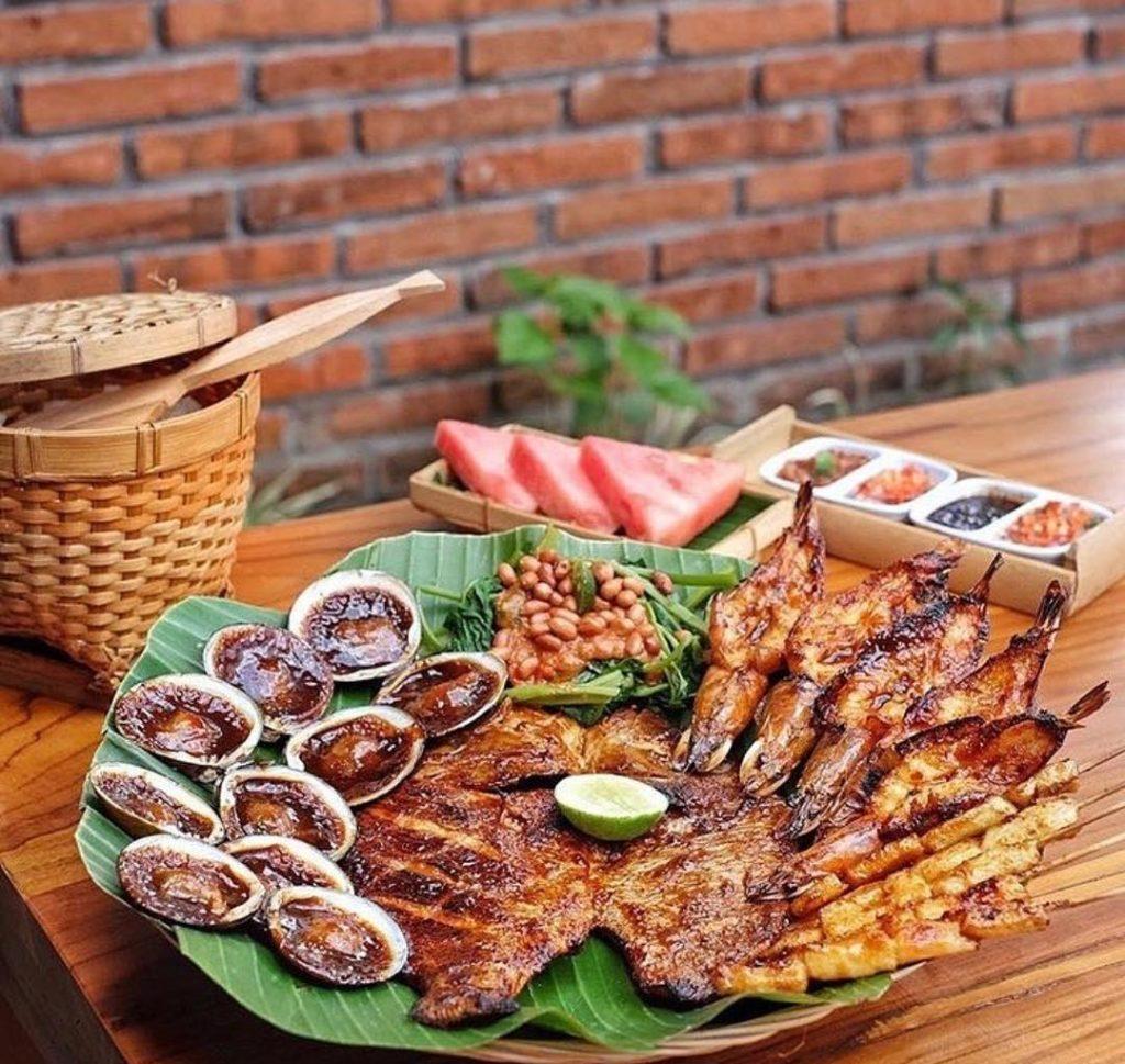 restoran seafood di Bali, Warung Gurih Gurih, seputarkota.com