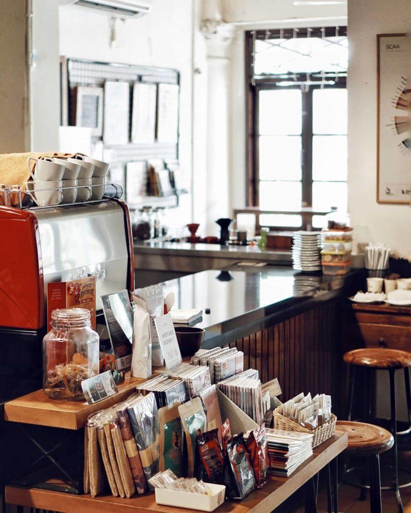 kedai kopi di Semarang, Tekodeko Koffihuis, seputarkota.com