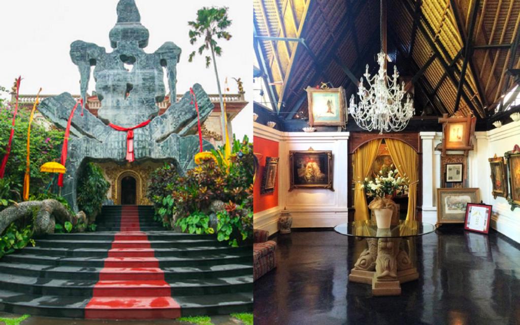 museum unik di Bali, Museum Antonio Blanco, seputarkota.com