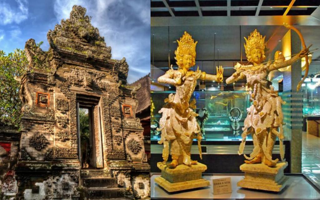 museum unik di Bali, Museum Bali Denpasar, seputarkota.com