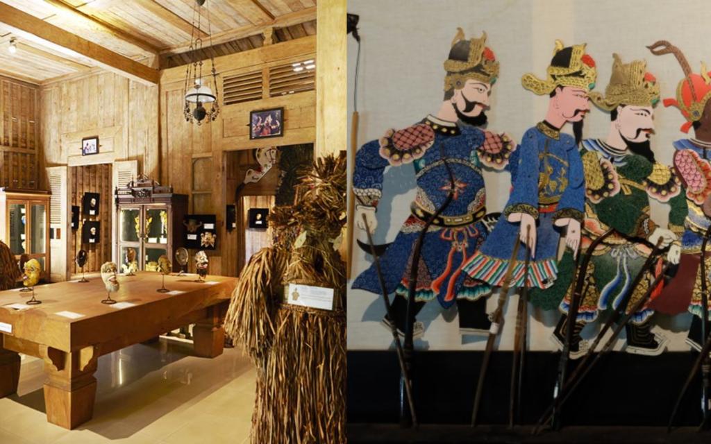 museum unik di Bali, Rumah Topeng & Wayang Setia Darma, seputarkota.com
