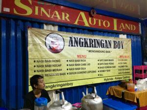 Angkringan Boy, Angkringan di Jakarta, Seputarkota.com (Sumber: pegipegi.com)