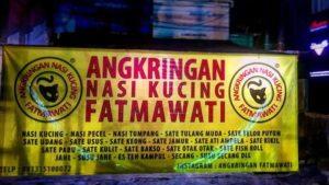 Angkringan Nasi Kucing Fatmawati, Seputarkota.com (Sumber: food.detik.com)