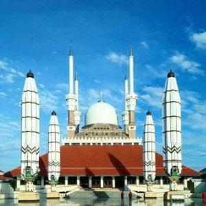 Masjid Agung Semarang, Wisata Religi di Semarang, Seputarkota.com (Sumber: brobali.com)